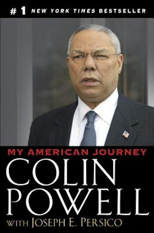 Colin L. Powell - My American Journey, Paperback -