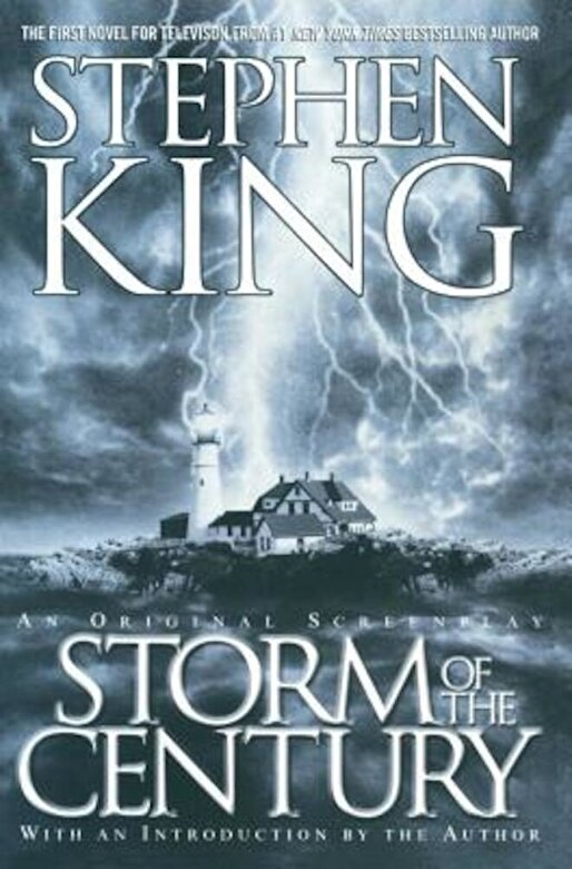 Stephen King - Storm of the Century, Paperback -