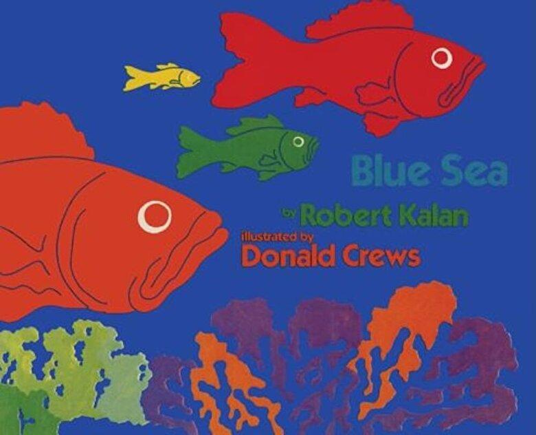 Robert Kalan - Blue Sea, Paperback -