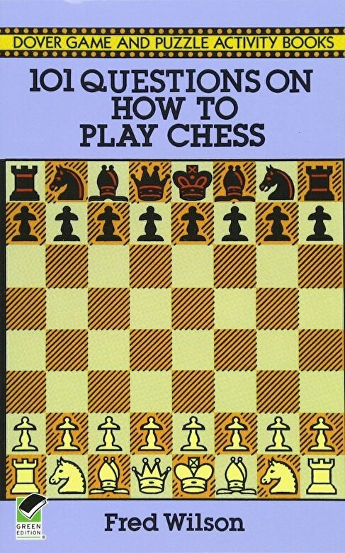 Fred Wilson - 101 Questions on How to Play Chess, Paperback -