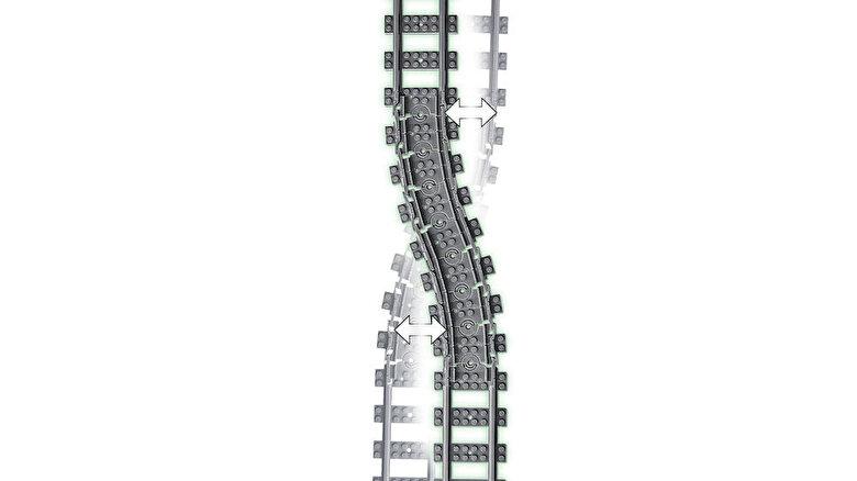 LEGO - LEGO City, Sine 60205 -
