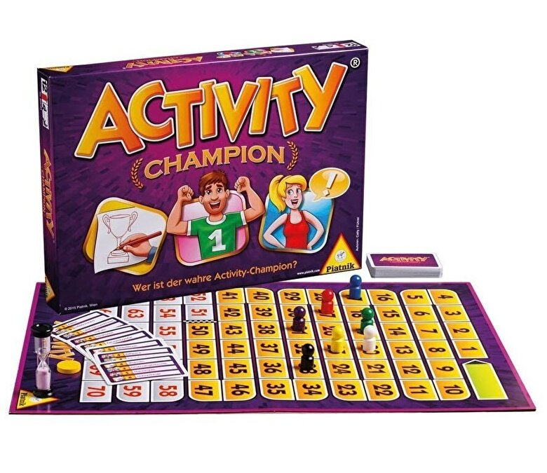 Piatnik - Joc Activity Champion -