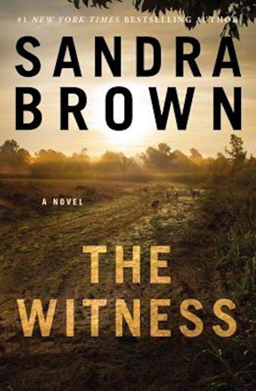 Sandra Brown - The Witness, Paperback -
