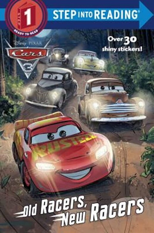 Mary Tillworth - Old Racers, New Racers (Disney/Pixar Cars 3), Paperback -