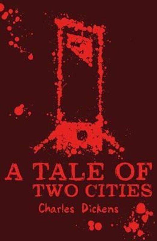 Charles Dickens - Tale of Two Cities, Paperback -