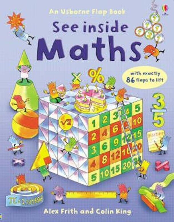 Alex Frith - See Inside Maths, Hardcover -
