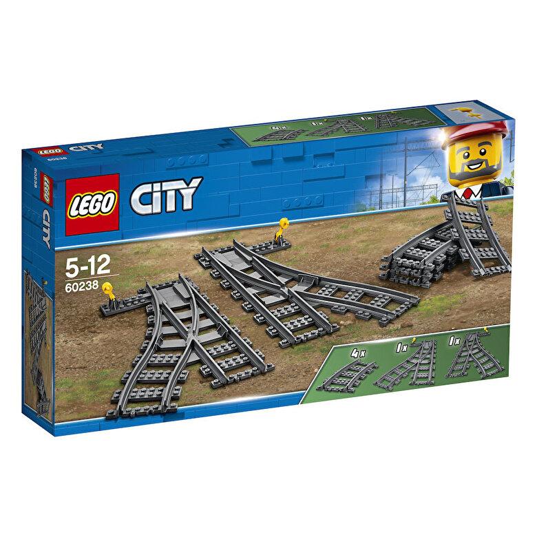 LEGO - LEGO City, Macazuri 60238 -