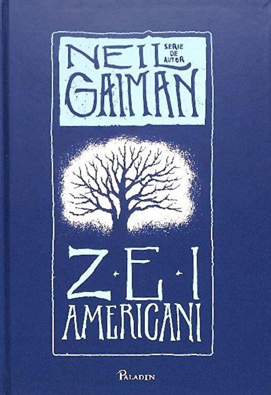 Neil Gaiman - Zei americani -