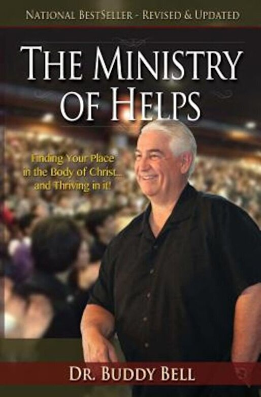 Buddy Bell - The Ministry of Helps Handbook: How to Be Totally Effective Serving in the Local Church, Paperback -