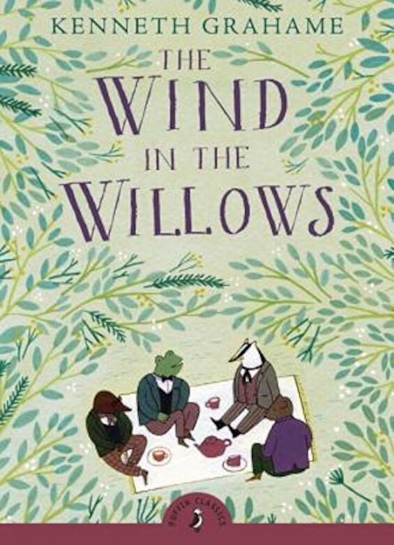 Kenneth Grahame - The Wind in the Willows, Paperback -