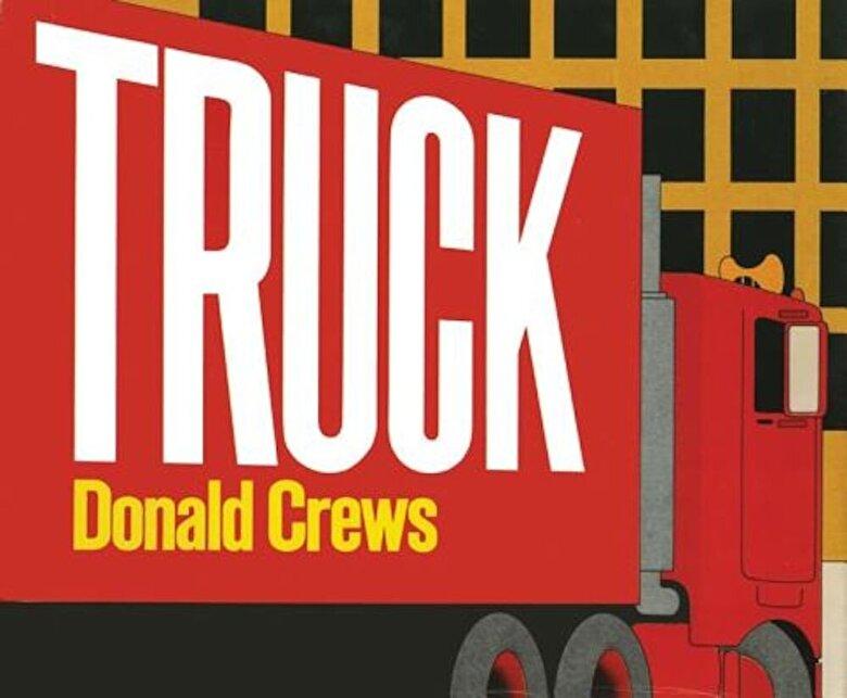 Donald Crews - Truck, Hardcover -