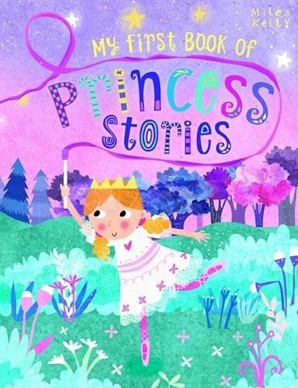 *** - My First Book Princess Stories -