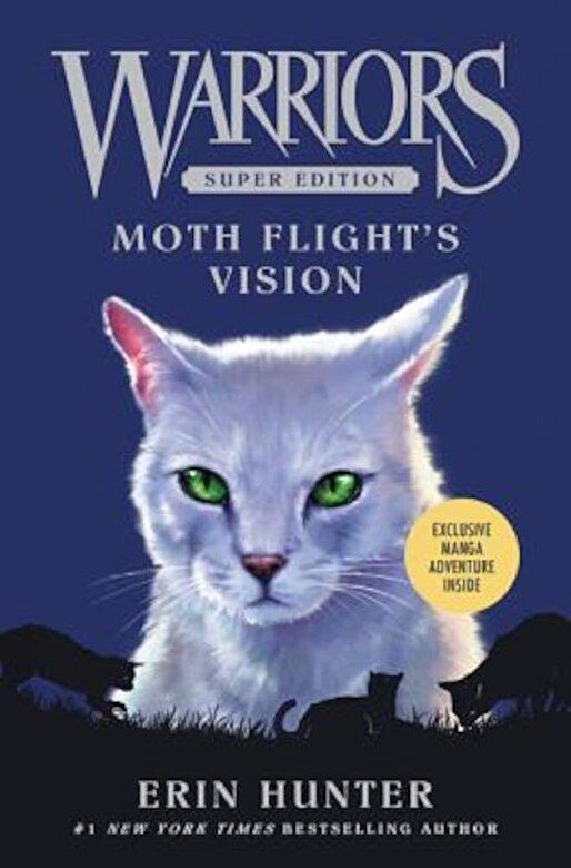 Erin Hunter - Warriors Super Edition: Moth Flight's Vision, Hardcover -