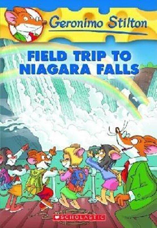 Geronimo Stilton - Geronimo Stilton #24: Field Trip to Niagara Falls, Paperback -