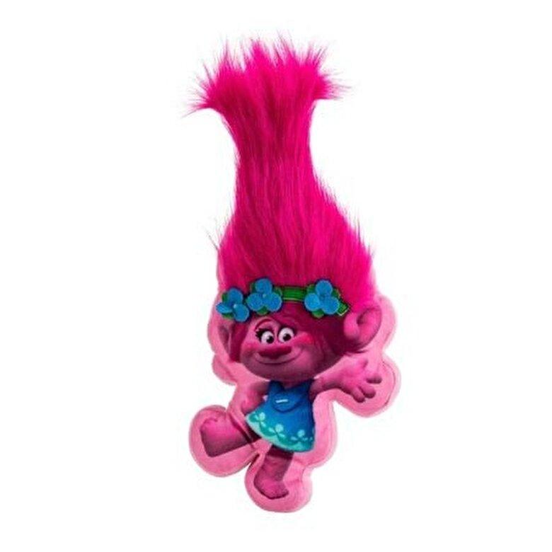 Trolls - Perna moale Trolls Poppy, 35 cm -
