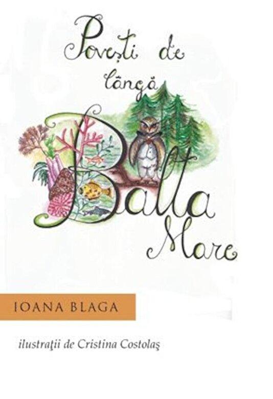 Ioana Blaga - Povesti de langa Balta Mare -