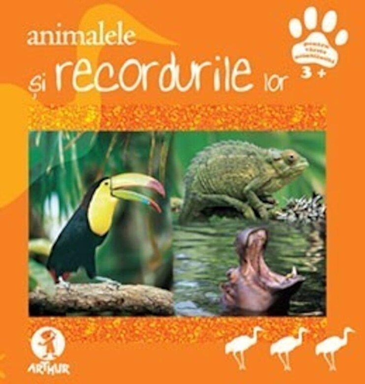 *** - Animalele si recordurile lor -