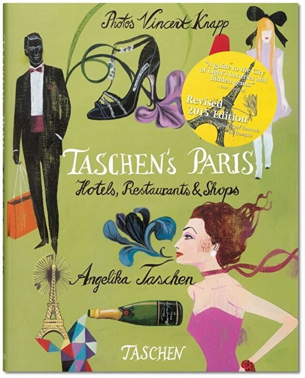 Angelika Taschen - Taschen's Paris -