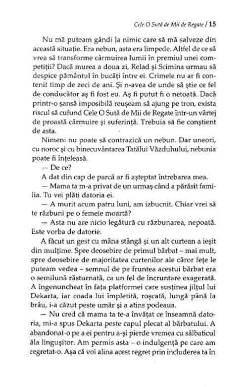 N.K. Jemisin - Cele O Suta de Mii de Regate -