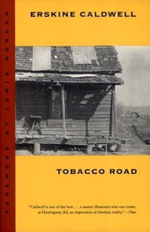 Erskine Caldwell - Tobacco Road, Paperback -