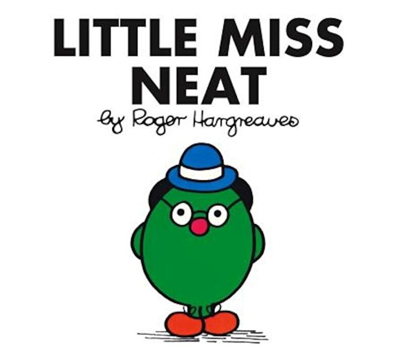 Roger Hargreaves - Little Miss Neat, Paperback -