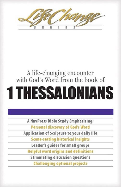 Navigators - 1 Thessalonians, Paperback -