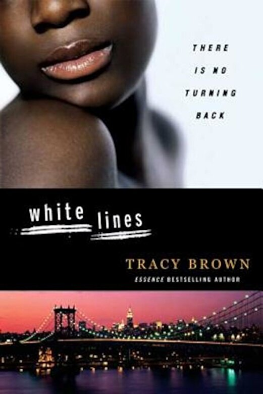 Tracy Brown - White Lines, Paperback -