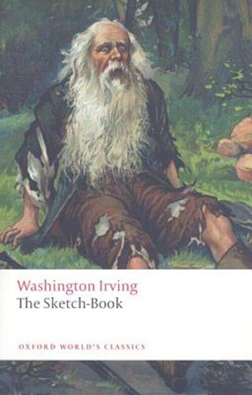 Washington Irving - The Sketch-Book of Geoffrey Crayon, Gent, Paperback -