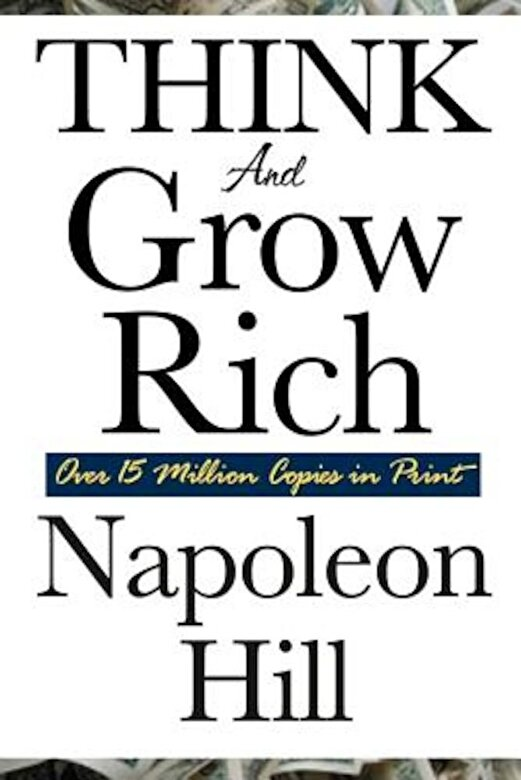 Napoleon Hill - Think and Grow Rich, Paperback -