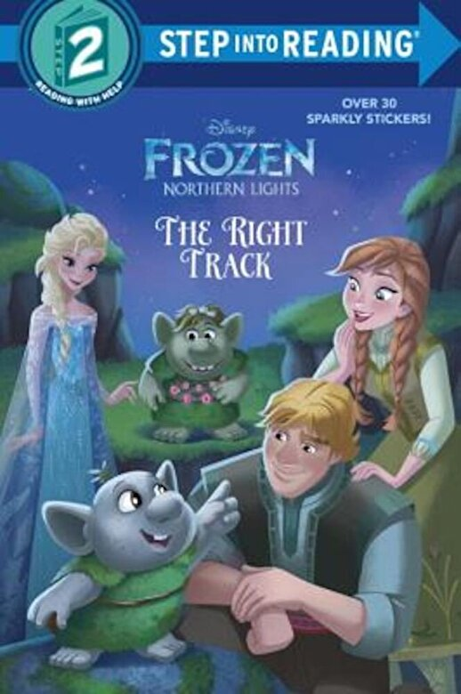 Disney Storybook Artists - The Right Track (Disney Frozen: Northern Lights), Paperback -