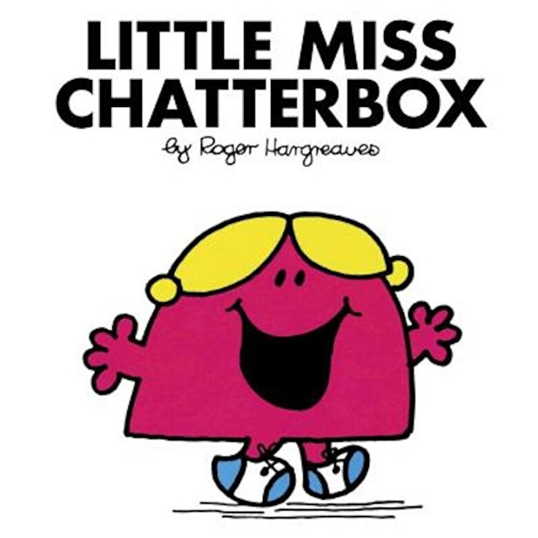 Roger Hargreaves - Little Miss Chatterbox, Paperback -