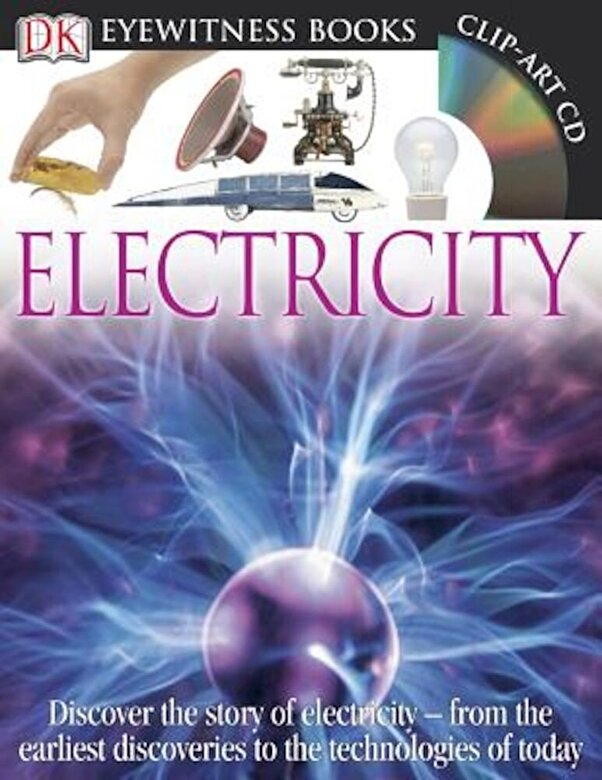 Steve Parker - Electricity, Hardcover -