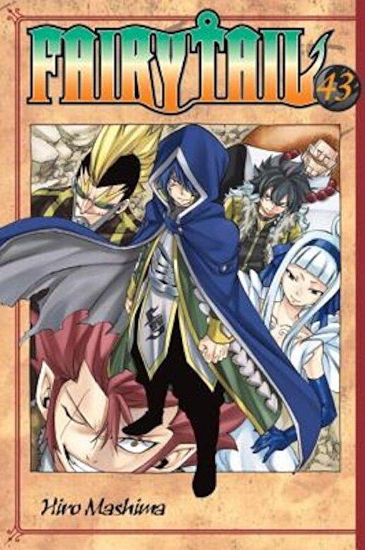 Hiro Mashima - Fairy Tail 43, Paperback -