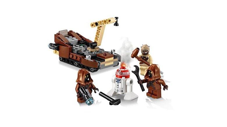 LEGO - LEGO Star Wars, Pachetul de lupta Tatooine 75198 -