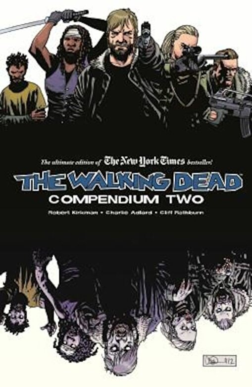 Robert Kirkman - The Walking Dead Compendium Volume 2 Tp, Paperback -