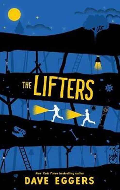 Dave Eggers - Lifters, Hardcover -