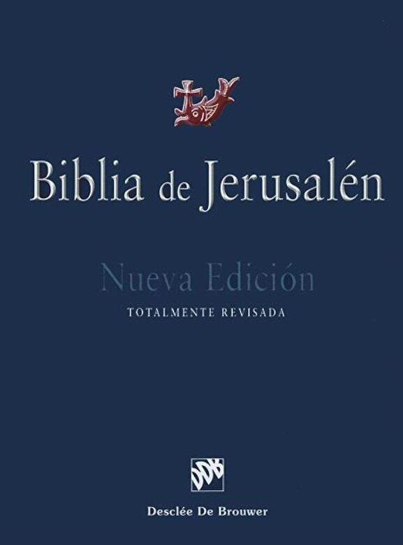 Various - Biblia de Jerusal'n Manual-FL-Nueva (Spanish), Hardcover -