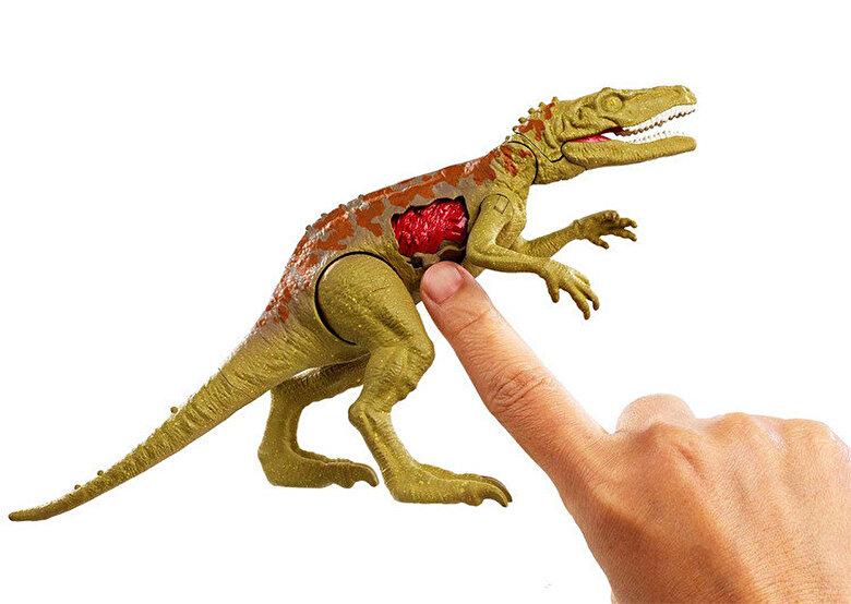 Mattel - Figurina de actiune Jurassic World - Herrerasaurus -