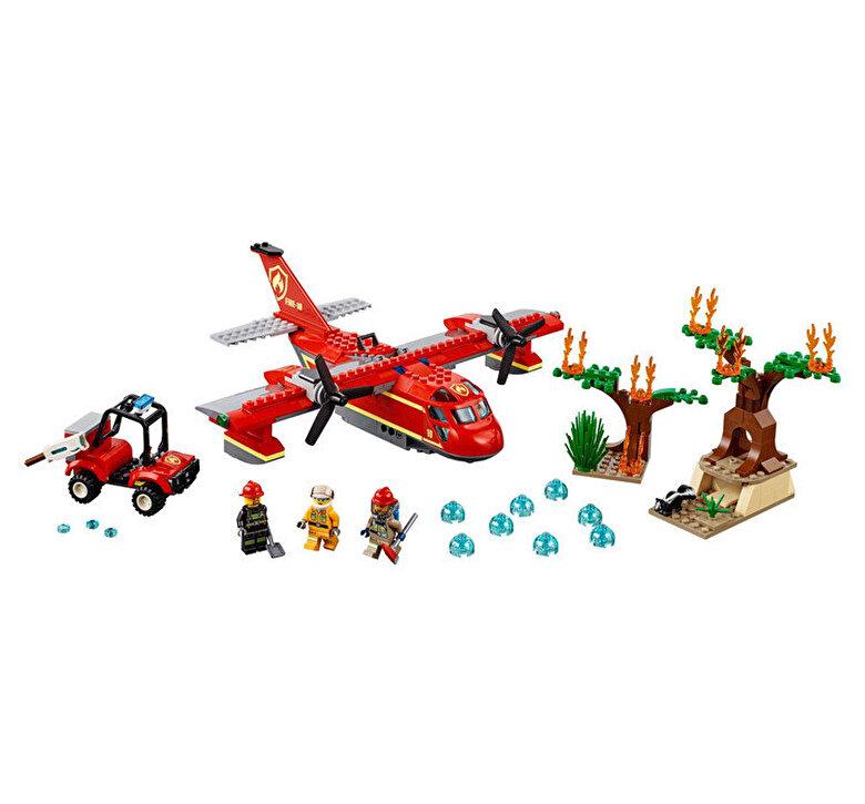 LEGO - LEGO City, Avionul pompierilor 60217 -