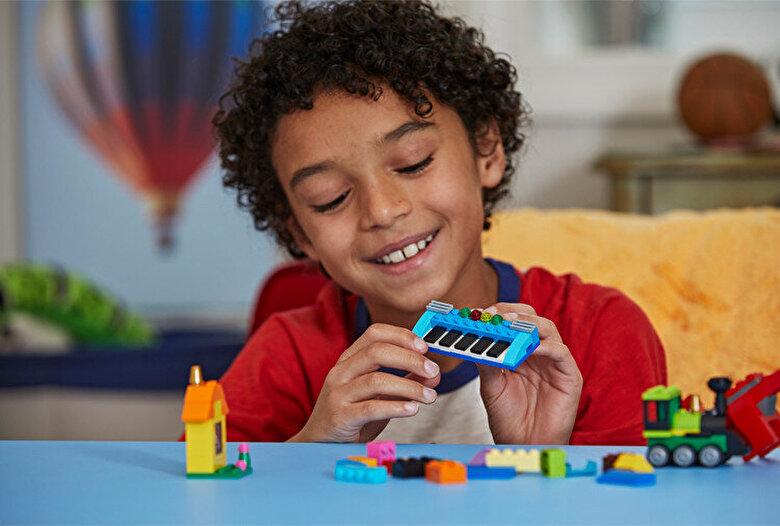 LEGO - LEGO Classic, Caramizi si idei 11001 -