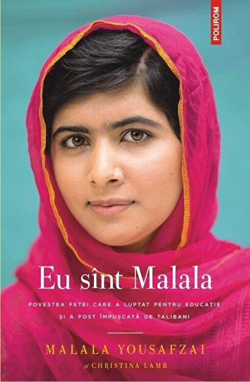 Malala Yousafzai, Christina Lamb - Eu sint Malala -