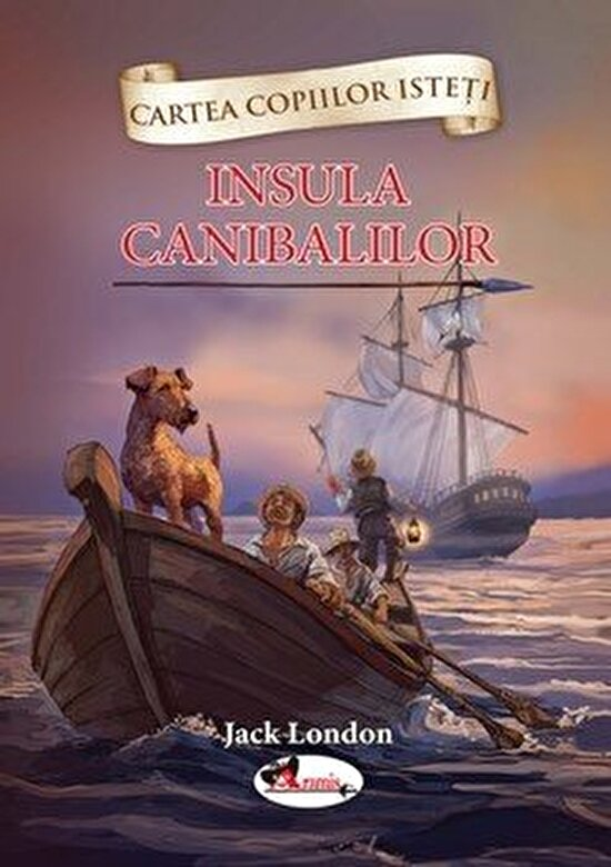 Jack London - Insula canibalilor -