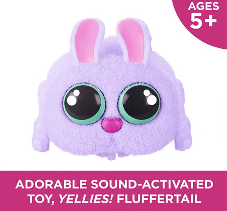 Yellies - Iepuras interactiv Yellies - Fluffertail -