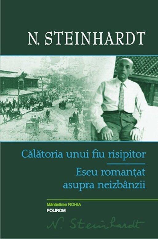 N. Steinhardt - Calatoria unui fiu risipitor. Eseu romantat asupra neizbanzii -