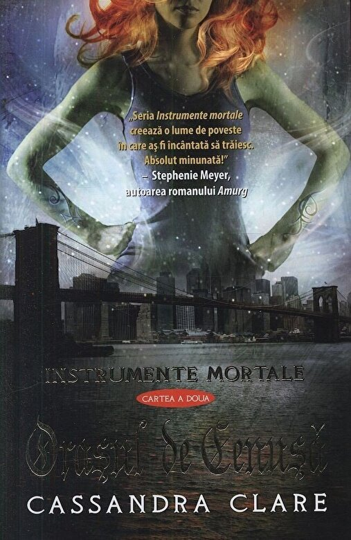 Cassandra Clare - Orasul de cenusa, Instrumente mortale, Vol. 2. Editia 2014 -
