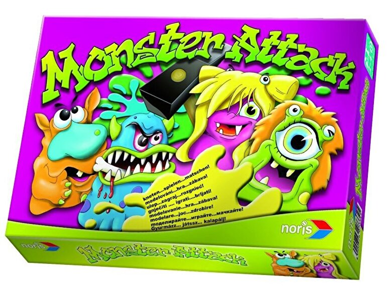 noris - Joc Monster Attack -