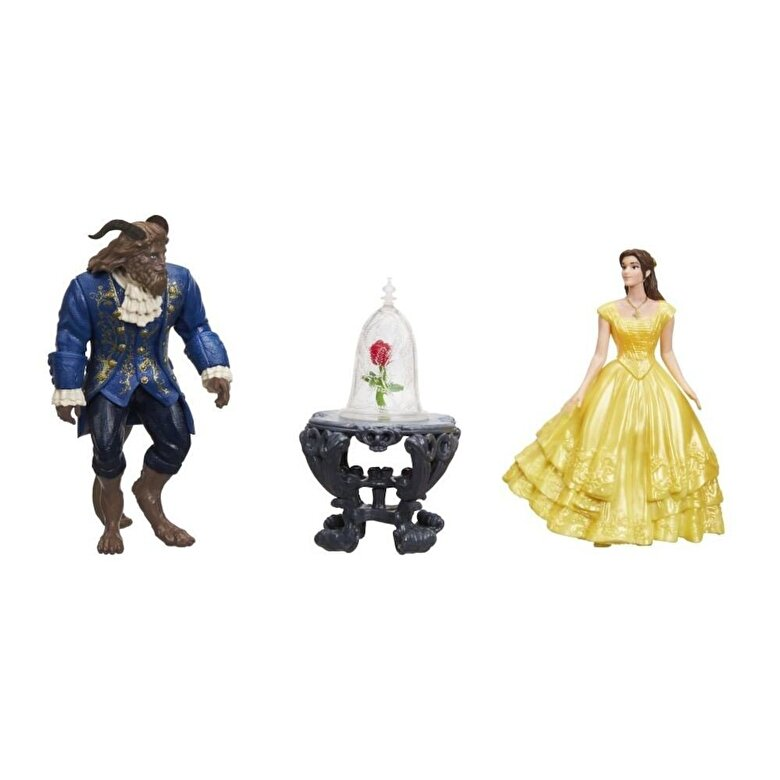 Disney - Disney Beauty and the Beast - Set Scena Trandafirului -