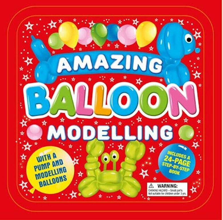 *** - Amazing Balloon Modelling - (2nd edition) = 8 -