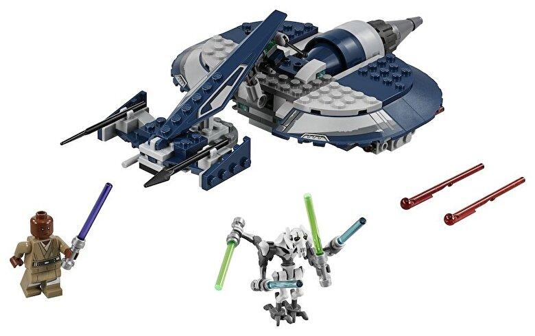 LEGO - LEGO Star Wars, Speeder-ul de lupta al Generalului Grievous 75199 -
