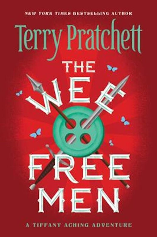 Terry Pratchett - The Wee Free Men, Paperback -